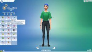 Мод «Единорог» от PimpMySims4 для Sims 4