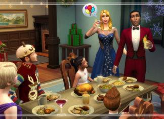Челлендж «История Sims 4»