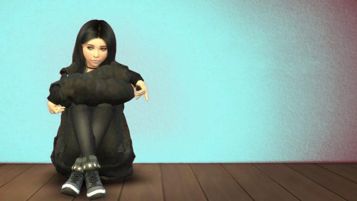 Мод «Скромность» от cheshire29 для Sims 4