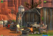 Набор мебели «Армагеддон» от kardofe для Sims 4
