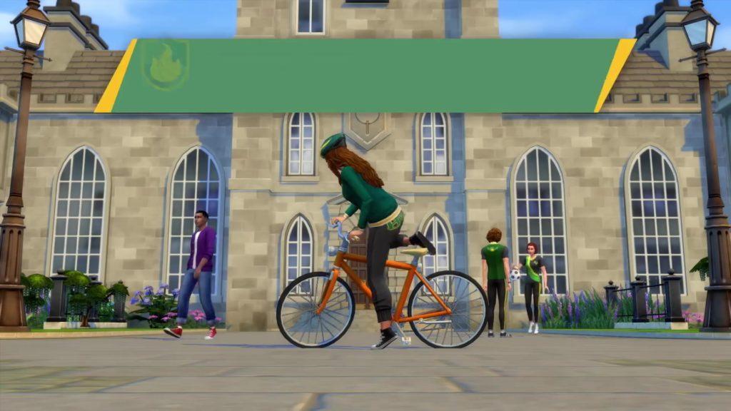 Челлендж «История Sims 4». Часть 2