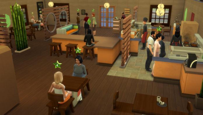 Мод «Закройте двери» от spablo для Sims 4