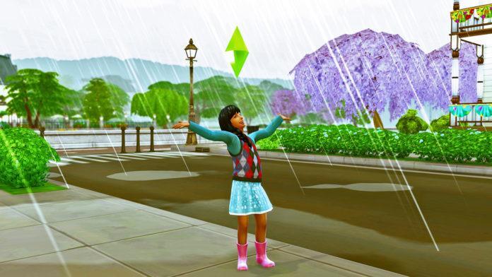 Мод «Детская подработка» от IlkaVelle для Sims 4