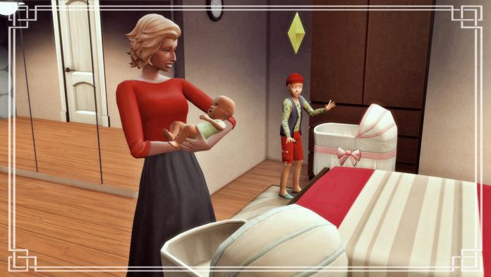 Q&A: Как в Sims 4 повлиять на пол ребенка при рождении