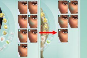 Мод «Косметика MAC» от Gabby2805 для Sims 4
