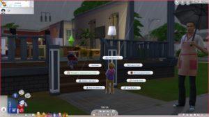 Мод «Малыши ругаются» от NateTheL0ser для Sims 4