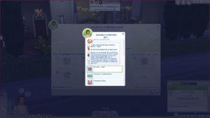 Мод «Меньше воровства» от homunculus420 для Sims 4