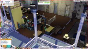 Мод «Романтическая грусть» от Lazurite для Sims 4