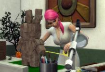 Мод «Археология» от Retr0 для Sims 4