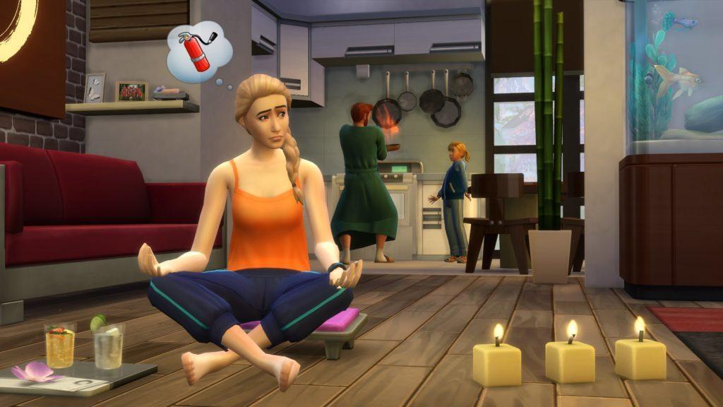 Как сочетать игровые дополнения Sims 4 для разного стиля игры. Часть 1