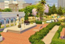 Мод «Прогулки только для своих» от Zero для Sims 4