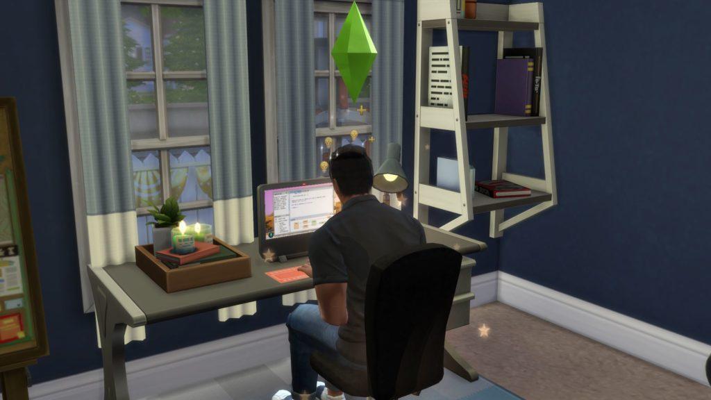 Мод «Ускоренное программирование» от Mythical для Sims 4