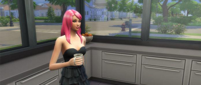 Мод «Хватит пить» от sorG для Sims 4