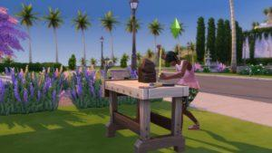 Мод «Столяр» от marlynsims для Sims 4