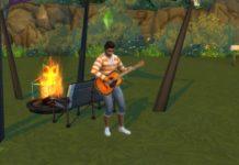 Мод «Менестрель» от Snowiii95 для Sims 4