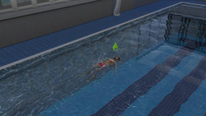 Мод «Пловец» от Snowiii95 для Sims 4
