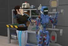 Мод «Водонепроницаемый Серво» от Ravic для Sims 4