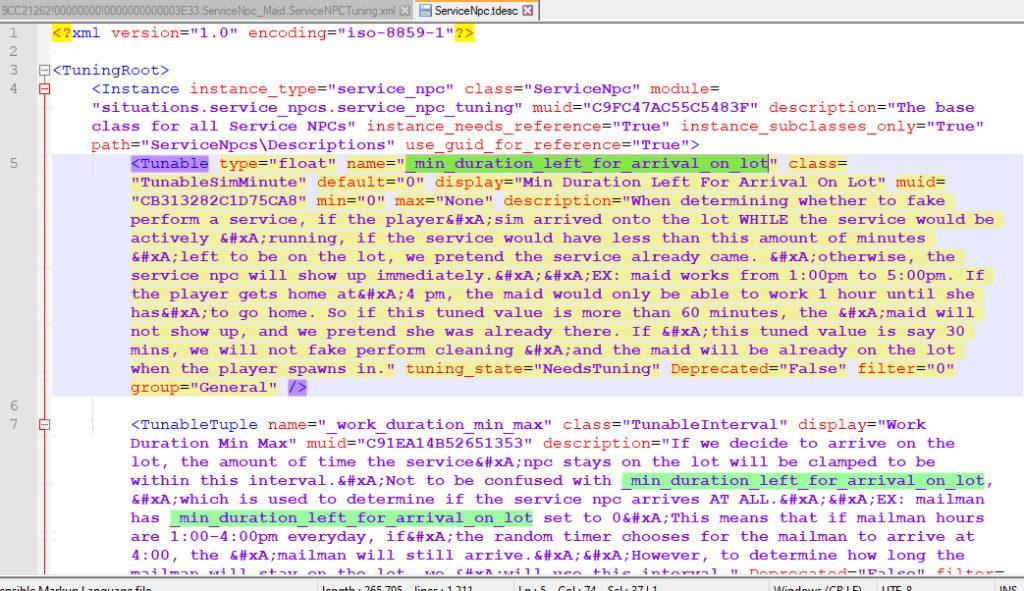 Как создать мод Sims 4. Часть 4. Работа с XML и помощь от SimGuru