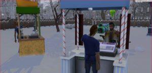 Мод «Ларек Sims 3» от AlexCroft для Sims 4