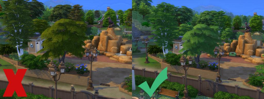 Мод «Лето и Весна в Бриндлтон-Бэй» от bassoon_crazy для Sims 4