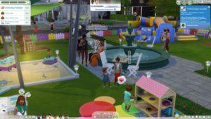 Мод «Первый деть в детсаду» от kiara для Sims 4