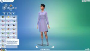 Мод «Черты характера для ведьм» от sugarkero для Sims 4