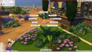 Мод «Автоматический поиск камней и лягушек» от Sigma1202 для Sims 4