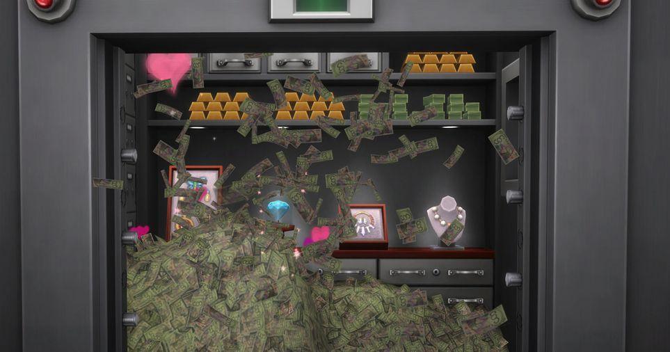 Все места Вуху в Sims 4 и где их найти