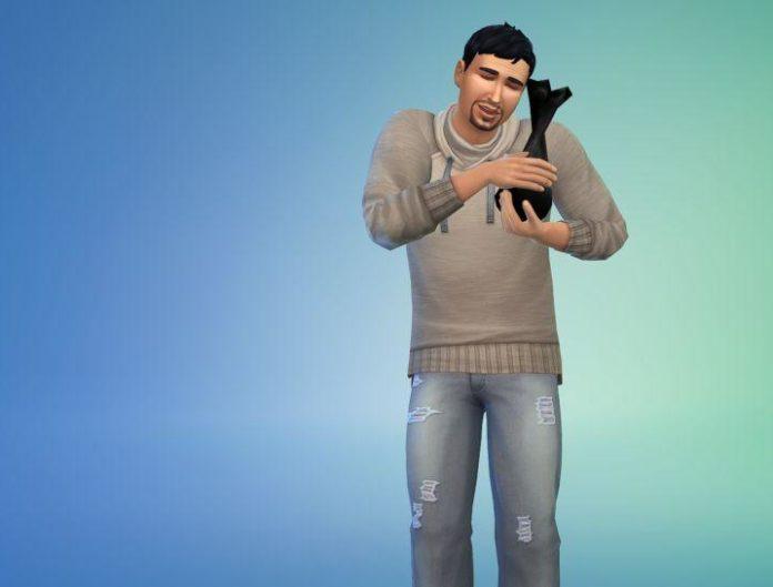 Мод «Нет любви к мусору» от Simularity для Sims 4
