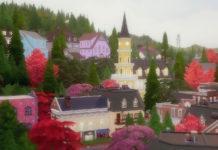 Мод «Мир в пастельных тонах» от Miiko для Sims 4