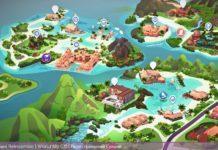 Полная застройка Сулани от MikkiMur для Sims 4