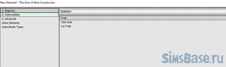 Мод «Mod Constructor v4» от zerbu для Sims 4