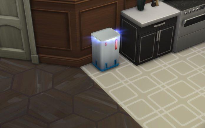 Мод «Исправление работы НаноБака» от gettp для Sims 4