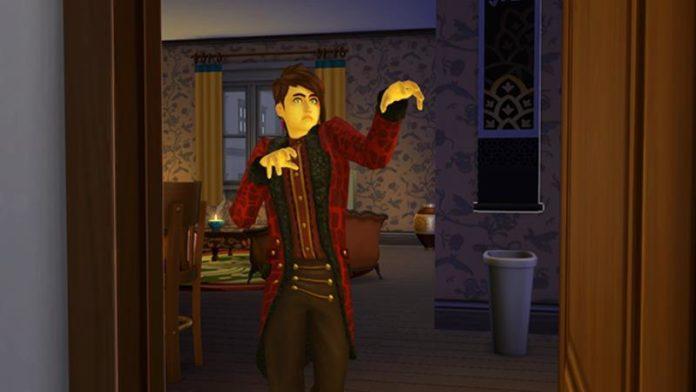 Мод «Исправление ночных приходов вампиров» от lotharihoe для sims 4