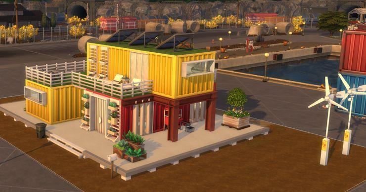 Как изменить мир в Sims 4 с помощью экоследа. Часть 1