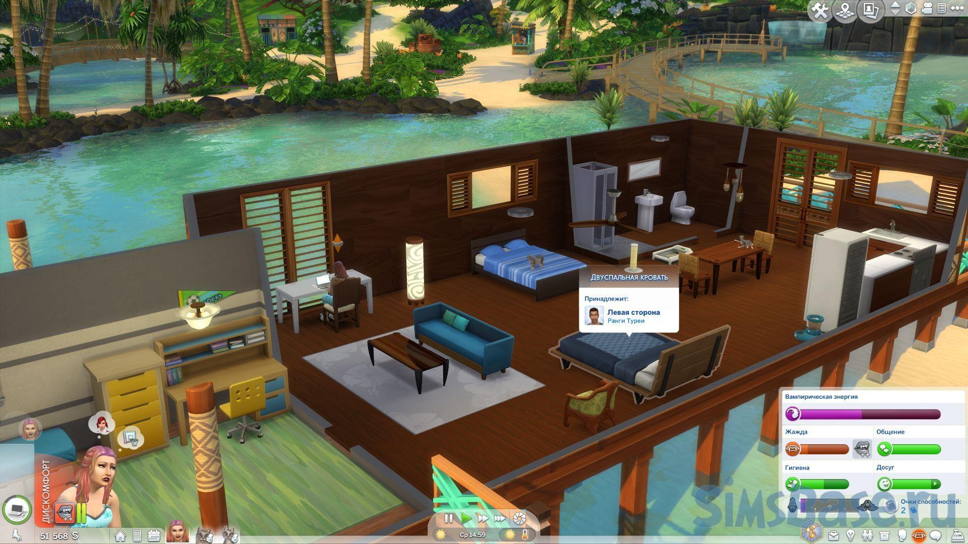 Q&A: Всё, что нужно знать о соседях по комнате в Sims 4