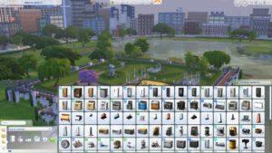 Мод «Расширенный каталог строительства» от TwistedMexi для Sims 4
