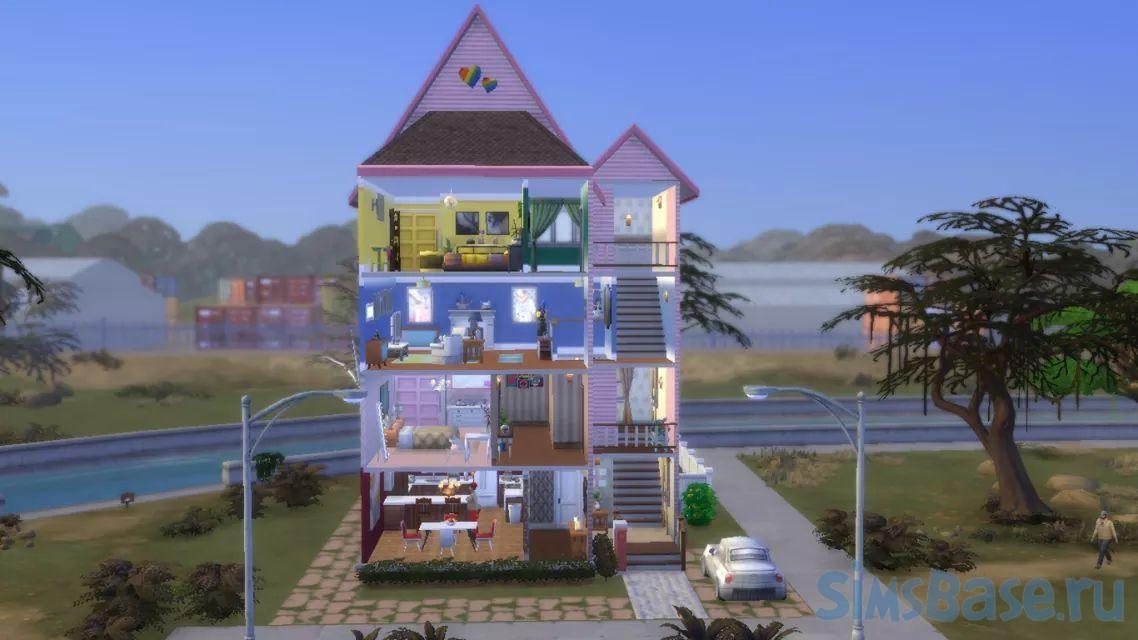 Челлендж «Кукольный домик Барби»