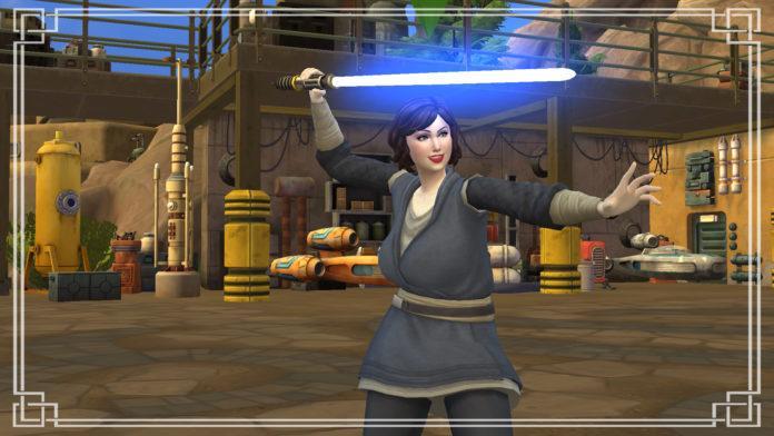 Всё, что нужно знать о световых мечах и их коллекции в Sims 4