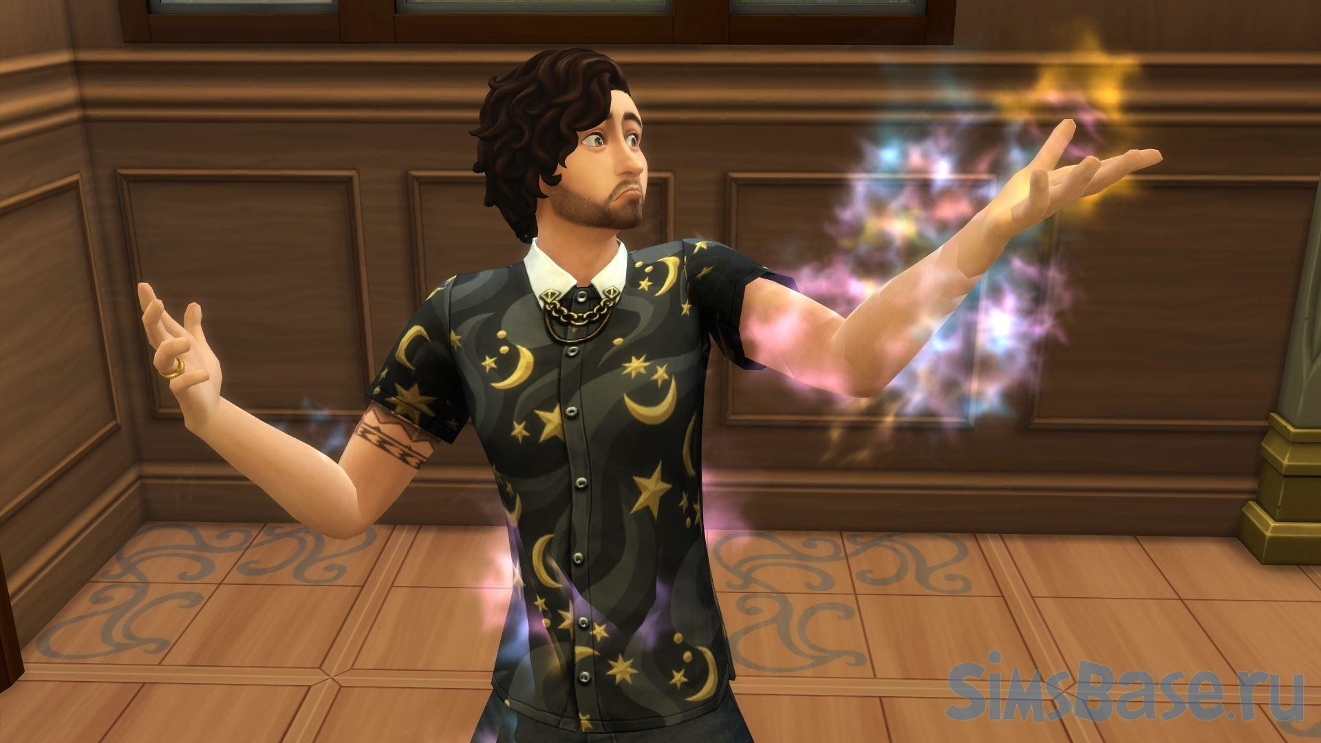 Челлендж «Школа магии». Часть 1