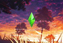 Загрузочные экраны «Небо» от NEFARIOUS SOULS для Sims 4