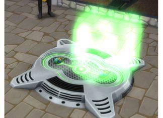 Мод «Клонирование электронных компонентов для робототехники» от Menaceman44 для Sims 4