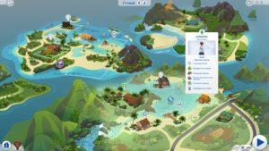 Мод «Большее количество свойств участка» от Nisa для Sims 4