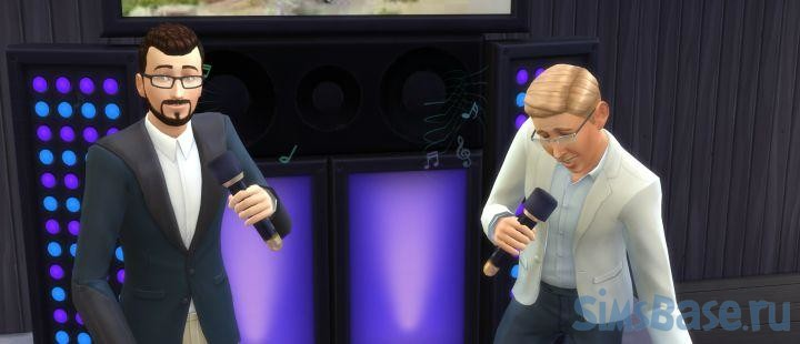 Мод «Разные голоса у симов» от junebug12851 для Sims 4