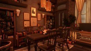 Квартира Калпеппер Хаус 19 от awingedllama для Sims 4