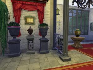 Церковь Святого Петра от Ineliz для Sims 4