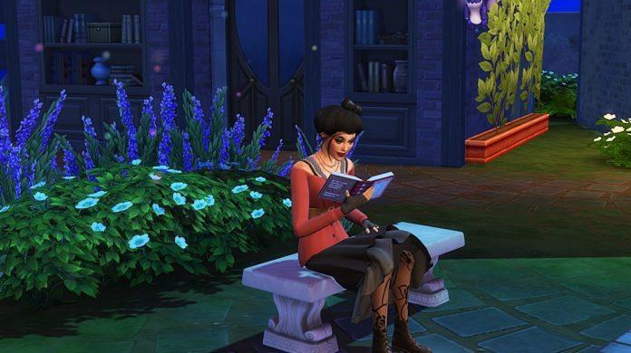 Мод «Длительная прокачка чародейских умений» от Zero для Sims 4