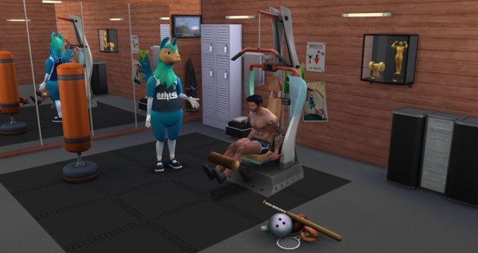 Мод «Руководить обучением фитнесу теперь проще» от Iced Cream для Sims 4