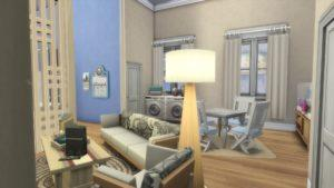 Квартира «Жасмин Суит 2-Б» в Сан Мишуно от MarVlachou для Sims 4