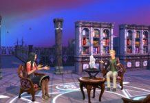 Мод «Карьера Гадалка» от maeemma для Sims 4